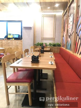 Foto 6 - Interior di Gyu Katsu Nikaido oleh a bogus foodie