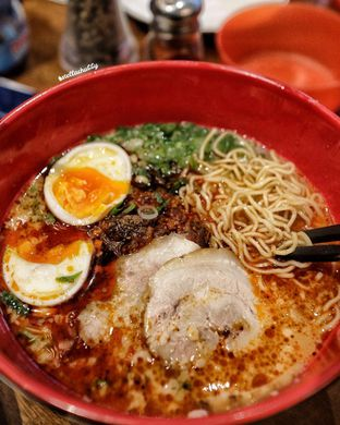 Foto - Makanan(Akamaru Shinaji) di Ippudo oleh Stellachubby