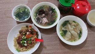 Foto 1 - Makanan di Bakmie Aloi oleh Evelin J