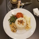 Foto Nasi Gurih Telor Balado di The Atjeh Connection