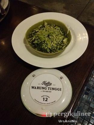 Foto 3 - Makanan(martabak greentea) di Koffie Warung Tinggi oleh UrsAndNic