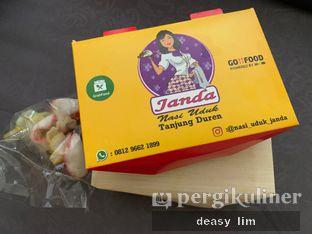 Foto 1 - Makanan di Nasi Uduk Janda oleh Deasy Lim
