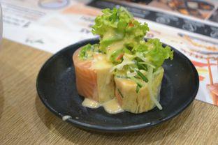 Foto 2 - Makanan di Itacho Sushi oleh IG: biteorbye (Nisa & Nadya)