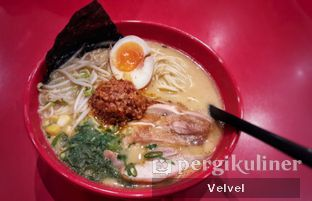 Foto 1 - Makanan(Chicken Karamiso) di Kazan Ramen oleh Velvel