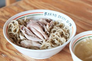 Foto - Makanan di Bakmi Ayam Alok oleh Marsha Sehan