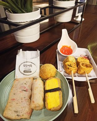 Foto 2 - Makanan di Samjin Amook oleh Junior