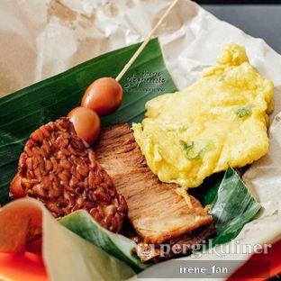 Foto 2 - Makanan di Pecel Pincuk Ibu Ida oleh Irene Stefannie @_irenefanderland