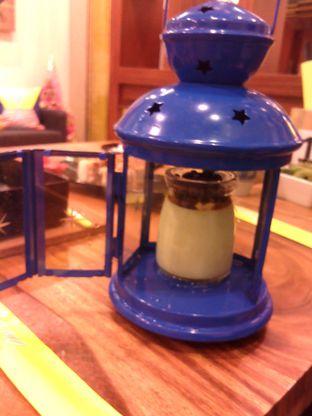 Foto 4 - Makanan(Rotera Matcha Pudding) di Ozumo oleh Yanni Karina
