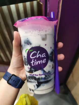 Foto review Chatime oleh Angela Debrina 1