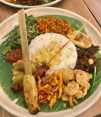 Foto Makanan di Warung Wardani