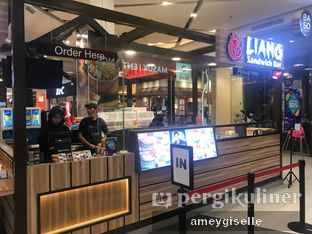 Foto 1 - Eksterior di Liang Sandwich Bar oleh Hungry Mommy