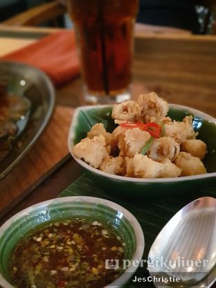 Foto 3 - Makanan(Crispy Fried Squid) di Seribu Rasa oleh JC Wen