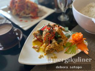 Foto 2 - Makanan di Istana Nelayan - Istana Nelayan Hotel oleh Debora Setopo