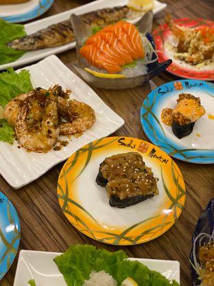 Foto 12 - Makanan di Sushi Mentai oleh Jeljel