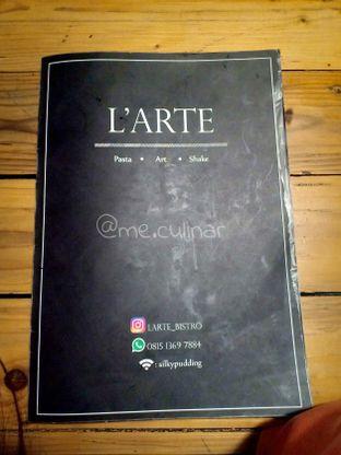 Foto review L'ARTE oleh Nika Fitria 1