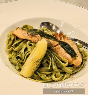 Foto 3 - Makanan(fettucini salmon pesto) di Pizza Marzano oleh Sienna Paramitha