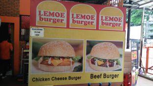 Foto 1 - Eksterior di Lemoe Burger oleh Review Dika & Opik (@go2dika)