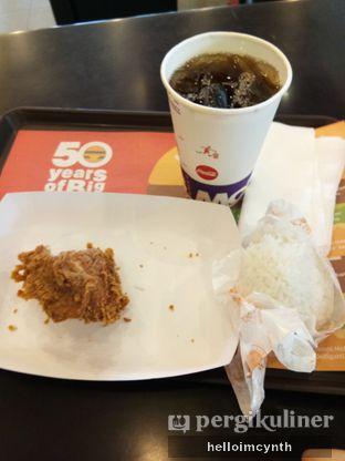 Foto review McDonald's oleh cynthia lim 2