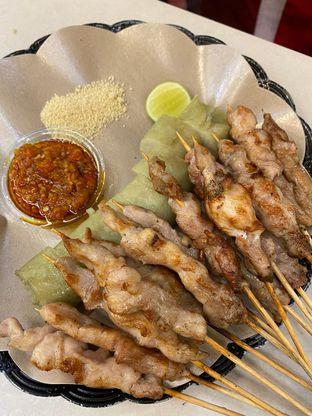 Foto 4 - Makanan di Sate Taichan Bang Maman oleh Duolaparr