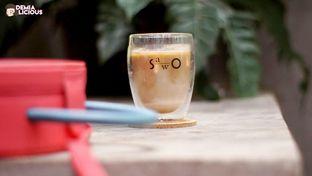 Foto 3 - Makanan(Ice Coffee Sawo) di Sawo Coffee oleh @demialicious