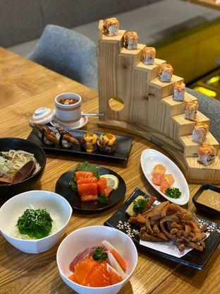 Foto 3 - Makanan di Okinawa Sushi oleh Duolaparr
