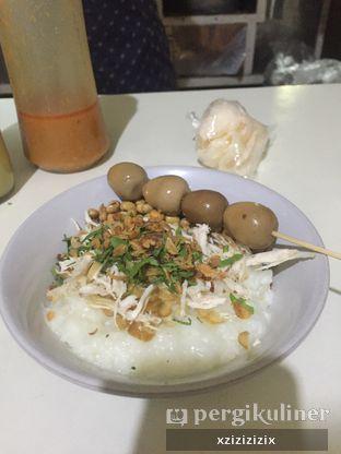 Foto review Bubur Ayam Bang Rossi oleh zizi  1