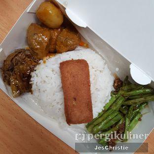 Foto 1 - Makanan(Nasi Campur) di Vegetus Vegetarian oleh JC Wen