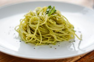 Foto 3 - Makanan(Spaghetti Green Lantern) di Matar Jambococo oleh Hilman Wirahman