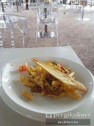 Foto 1 - Makanan(Aglio Olio (Penne) Bacon) di Chakra oleh JC Wen