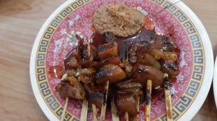 Foto 2 - Makanan di Sate Babi Ko Encung oleh Hadichrizt