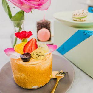 Foto 3 - Makanan di La Maison oleh joseline csw
