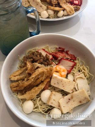 Foto 4 - Makanan di Bakmi Ponti Achoi oleh Francine Alexandra