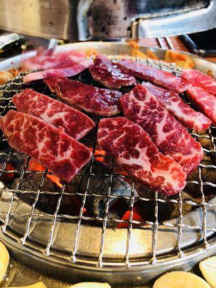 Foto 2 - Makanan(Jinkotsal) di Magal Korean BBQ oleh Florence chloe