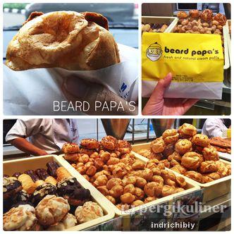Foto Makanan di Beard Papa's