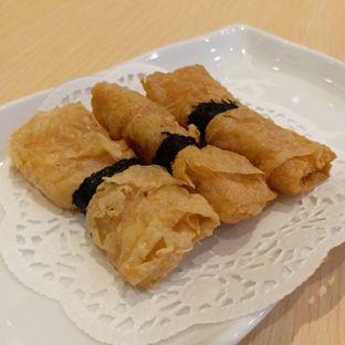 Foto 4 - Makanan(lumpia kulit tahu goreng isi udang) di Imperial Kitchen & Dimsum oleh Kuliner Limited Edition