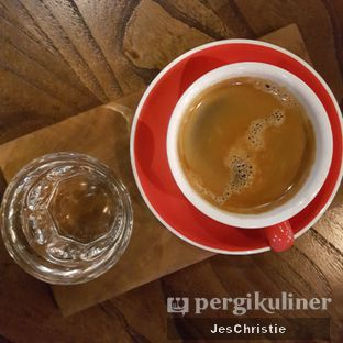 Foto 4 - Makanan(Long Black) di Keren Coffee oleh JC Wen