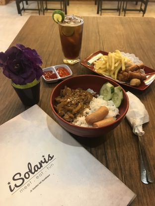Foto review iSolaris oleh Aris Setiowati 1
