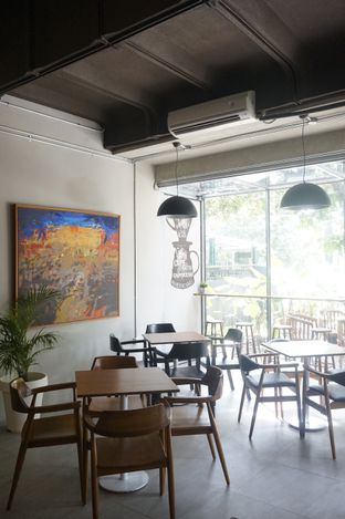 Foto 20 - Interior di Kapyc Coffee & Roastery oleh yudistira ishak abrar