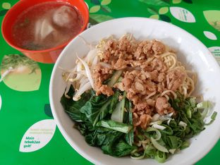 Foto 1 - Makanan di Mie Ayam Bangka Top 88 oleh Lia Harahap