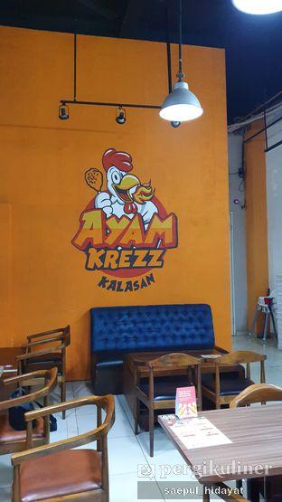 Foto 5 - Interior di Ayam Krezz Kalasan oleh Saepul Hidayat