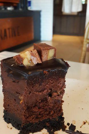 Foto 4 - Makanan(Snickers mud cakes) di Native Coffee Tribe oleh Claudia @claudisfoodjournal
