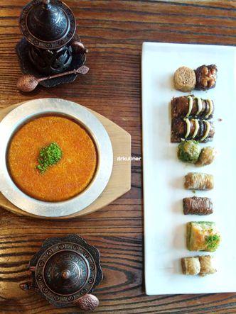 Foto Makanan di Mardin Baklava Patisserie