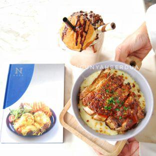 Foto 4 - Makanan(BBQ chicken chop on baked) di Nosh Kitchen oleh ngunyah berdua