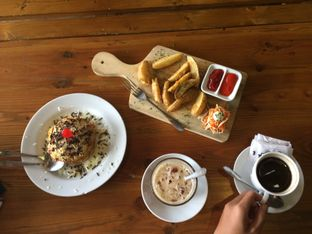 Foto review Kopi Rumah Kayu oleh Sri Yuliawati 10