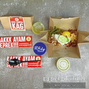 Foto review Kakkk Ayam Geprek oleh Ruly Wiskul 2