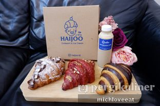 Foto 3 - Makanan di Haijoo Croissant & Ice Cream oleh Mich Love Eat