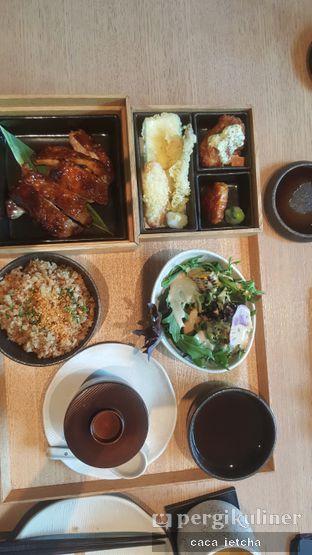 Foto review Oku Japanese Restaurant - Hotel Indonesia Kempinski oleh Marisa @marisa_stephanie 6