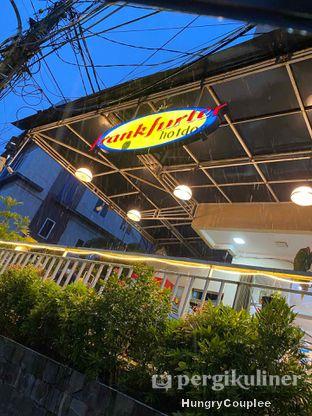 Foto 2 - Eksterior di Frankfurter Hotdog and Steak oleh Hungry Couplee