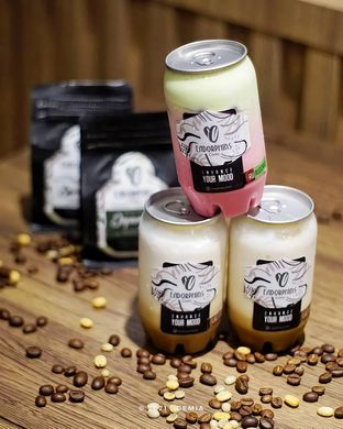 Foto review Endhorphins Coffee oleh @demialicious  1