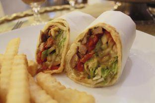 Foto 2 - Makanan(Shawarma Lamb) di Al Jazeerah Signature oleh Novita Purnamasari